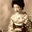 100年前の女性2