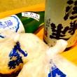 浅茅生・純米吟醸&浅茅生・無圧無濾過生原酒 吟吹雪&浅茅生の酒粕と^^