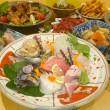 ¥4,500プラン(税込・飲み放題付き)の一例 4名分
