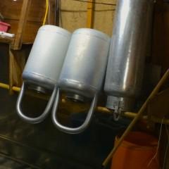 暖気樽です、これが生酛を造る道具です!!!