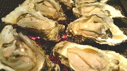定番!焼き牡蠣