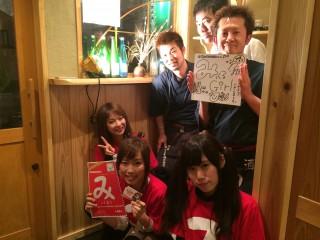 楽しい記念撮影!!!