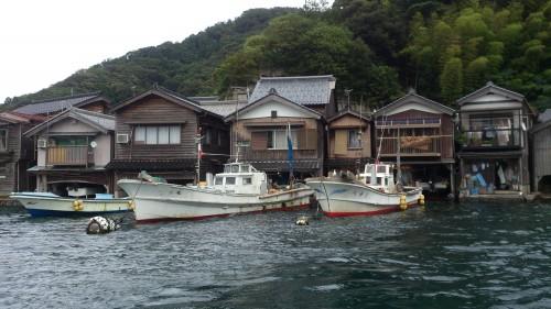 舟屋の町・伊根で遊びましょう
