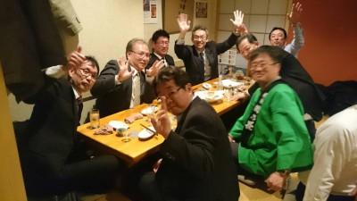 15年ぶりの再会にピースサイン!!!
