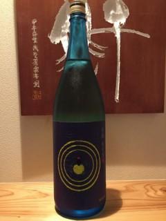 米鶴 純米酒 蛍ラベル
