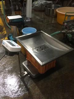 これが理想の吸水を叶えるためのバキューム装置です。