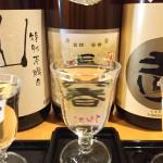 新呑み比べ 関西本醸造3種類呑み比べ 1000円