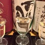 広島県3種類呑み比べ