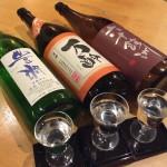 日本酒ですタイ!! 九州の酒のみくらべ